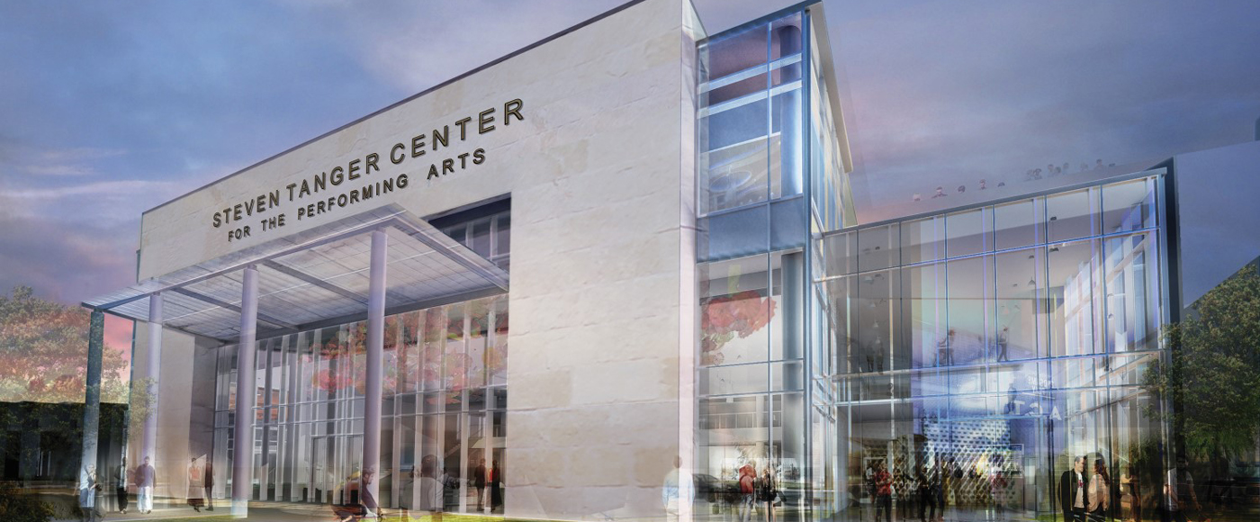 Steven Tanger Center For The Performing Arts